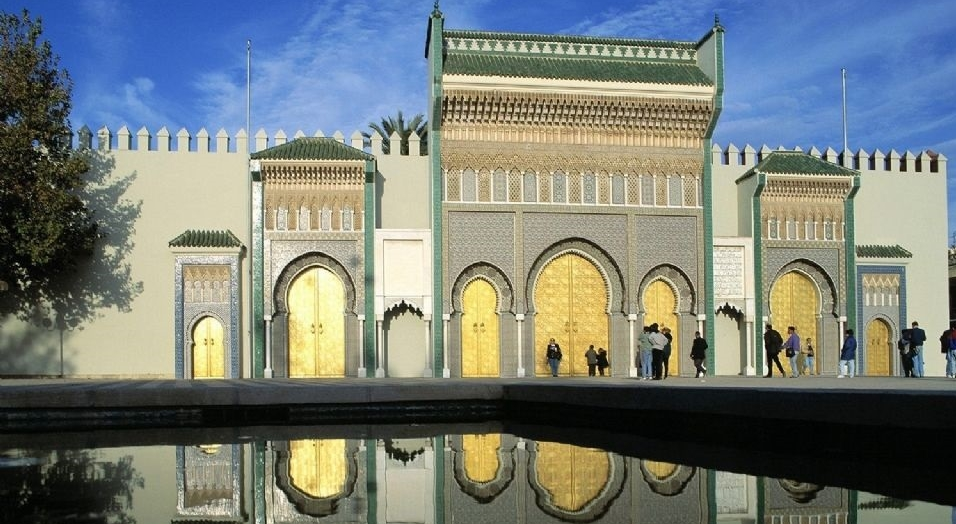 Royal Palace - Fes